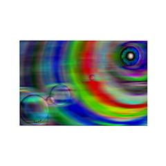 Divine Eye Rectangle Magnet