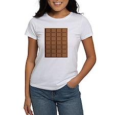 ChocolateBariPadCaseont Women's Cap Sleeve T-Shirt