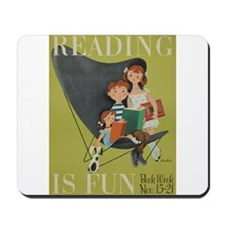 1953 Children's Book Week Mousepad