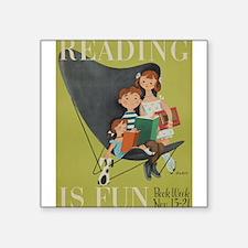 1953 Children's Book Week Sticker