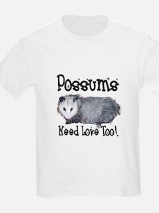 Possums Need Love T-Shirt