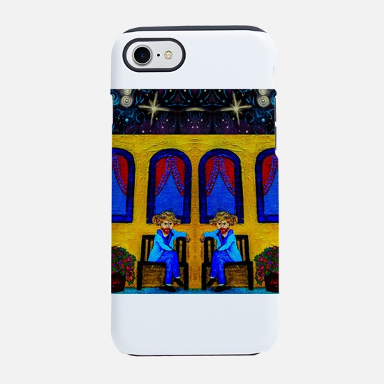 VAN GOGH TWINS iPhone 8/7 Tough Case