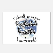 Catahoula World2 Postcards (Package of 8)