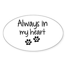 Cute Pet loss Decal