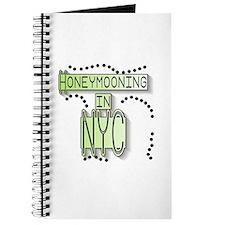 Green Honeymoon NYC Journal