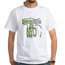 Green Honeymoon NYC Shirt