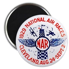National Air Races Magnet