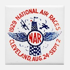 National Air Races Tile Coaster