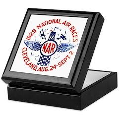 National Air Races Keepsake Box