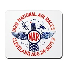 National Air Races Mousepad