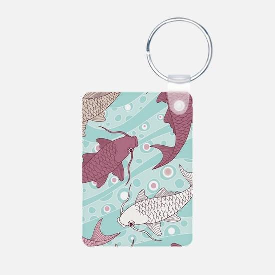 Koi Fish Keychains