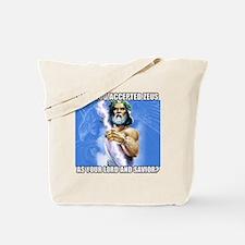 Funny Proud atheist Tote Bag