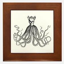 King Octoskull Framed Tile