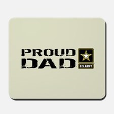 U.S. Army: Proud Dad (Sand) Mousepad