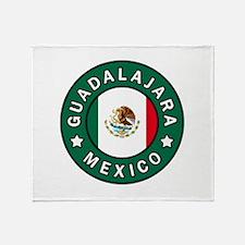 Guadalajara Throw Blanket