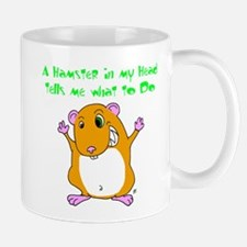 Mind Control Hamster Mug