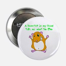 Mind Control Hamster Button