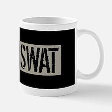 Police: SWAT (Black Flag) Mug