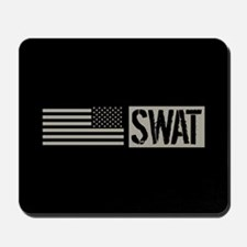 Police: SWAT (Black Flag) Mousepad