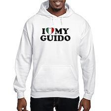I Love My Guido Hoodie
