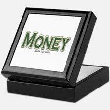 Money Keepsake Box