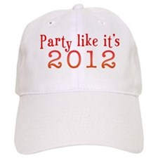 2012 Party Baseball Cap