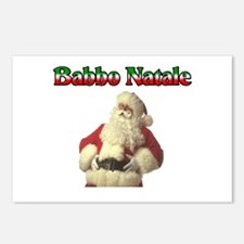 Babbo Natale Postcards (Package of 8)