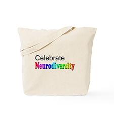 Celebrate Neurodiversity 2 Tote Bag