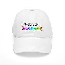 Celebrate Neurodiversity 2 Baseball Cap