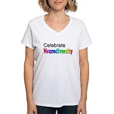 Celebrate Neurodiversity 2 Shirt