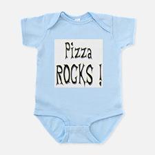 Pizza Rocks ! Infant Bodysuit