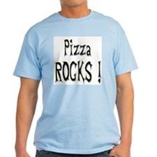 Pizza Rocks ! T-Shirt