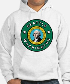 Unique Federal way pride Hoodie
