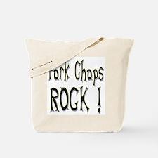 Pork Chops Rock ! Tote Bag