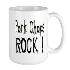 Pork Chops Rock ! Mug