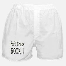 Pork Chops Rock ! Boxer Shorts