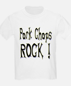 Pork Chops Rock ! T-Shirt