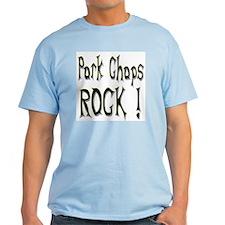Pork Chops Rock ! T-Shirt