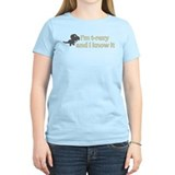 T rex Women's Light T-Shirt
