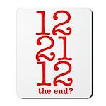 2012 End Mousepad