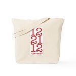 2012 End Tote Bag