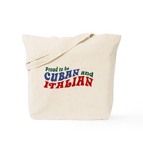 Cuban Italian Tote Bag