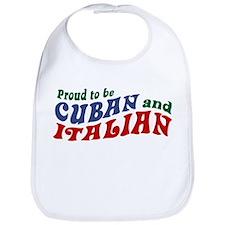 Cuban Italian Bib