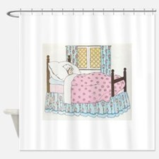 Hush_a_Bye_Mother_Goose_Illustratio Shower Curtain