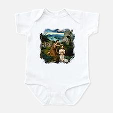 Christian Baptism Infant Bodysuit