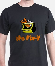 Ms Fix-it T-Shirt