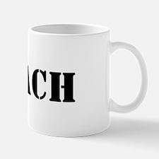 coach (soccer) Mug