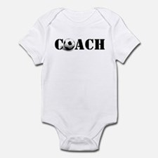 coach (soccer) Infant Bodysuit