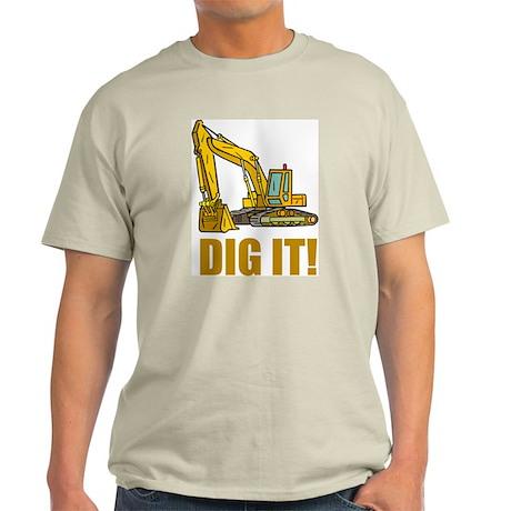 Dig It! Light T-Shirt