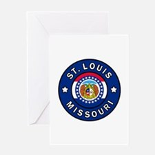 St. Louis Missouri Greeting Cards